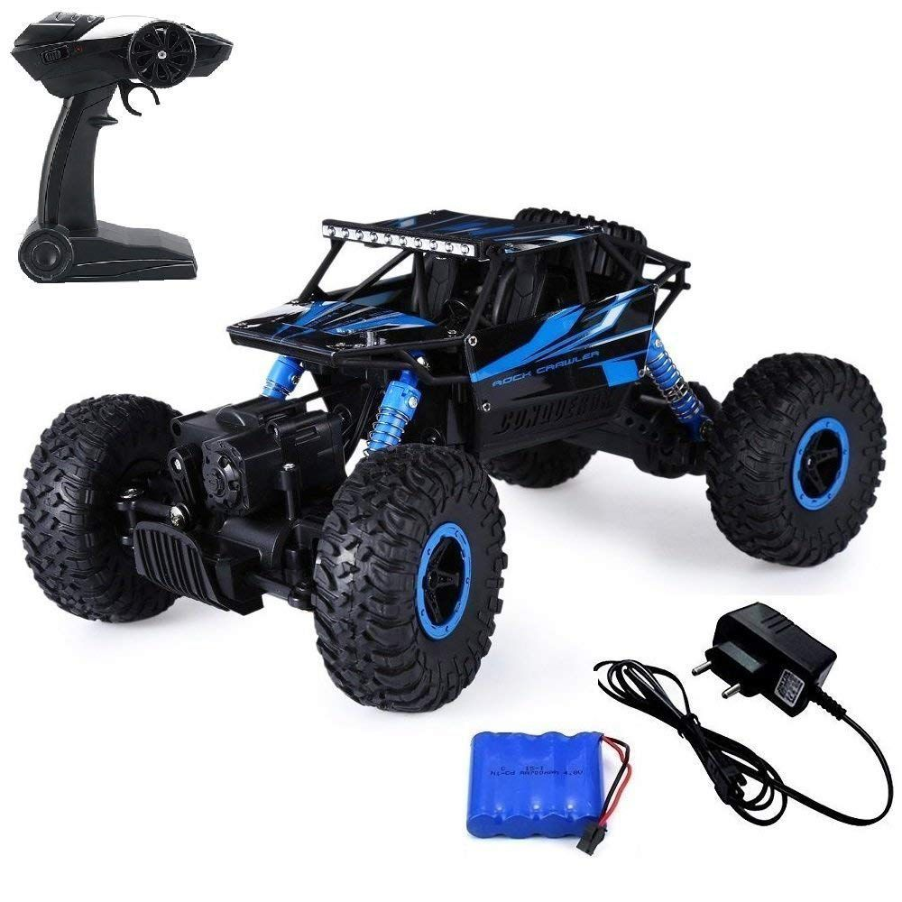 ab127176bb Waterproof Remote Controlled Rock Crawler RC Monster Truck
